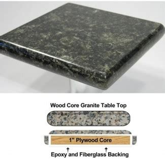 restaurant furniture composite table tops