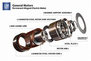 Gm Shows Off Electric Motors For Spark Ev And More
