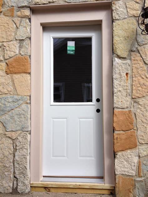 Entry Door Replacement & Storm Door Installation