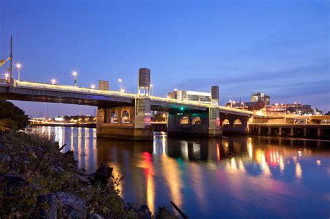 south street bridge lights  philly   cambridge