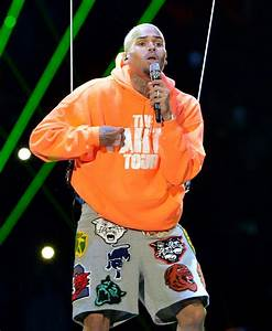 Chris Brown Picture 614 - Chris Brown Performing Live Onstage