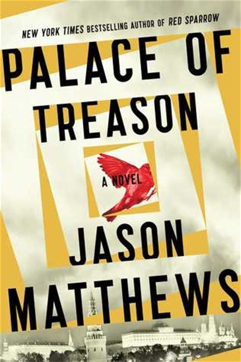 palace  treason red sparrow trilogy   jason matthews