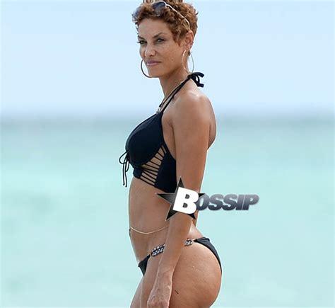 year  nicole murphy  amazing wearing  bikini