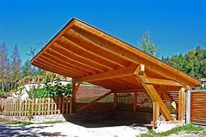 Carport Aus Holz : tipps ber carports aus holz ~ Orissabook.com Haus und Dekorationen