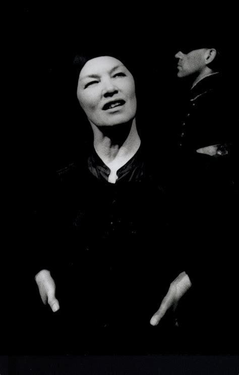 Glenda Jackson. Mother Courage 1990. Citizens Theatre ...