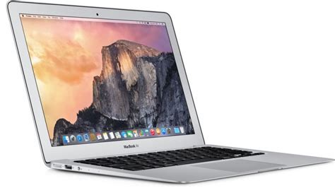 Amac Book Air by Apple Rumored To Update Non Retina Macbook Air Line In