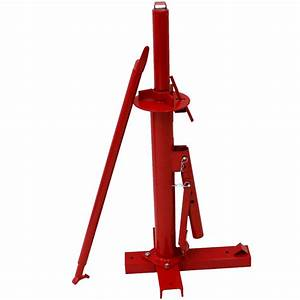 New  Portable Hand Tyre Tire Changer Manual Wheel Mount
