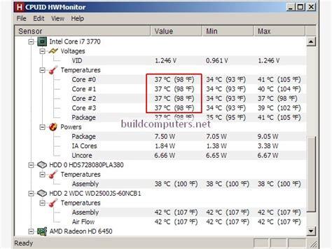 check cpu temperature   cpu temp software