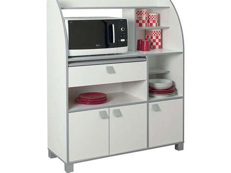 meuble de cuisine pour micro onde meuble micro ondes conforama table de lit