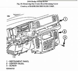 How To Replace Intrument Panel Bulbs In 04 Dodge Truck