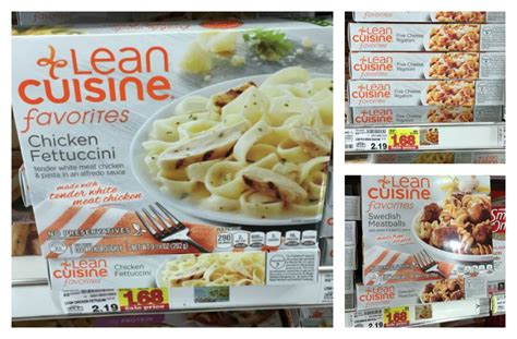 lea cuisine lean cuisine frozen meals only 1 38 at kroger kroger krazy