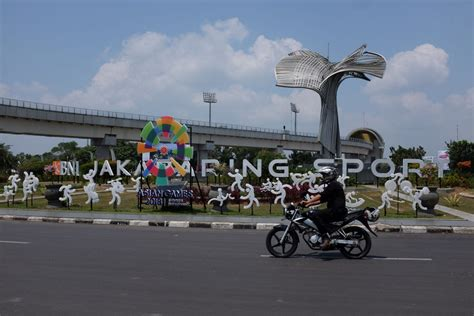 asian games indonesia victorious  mens beach