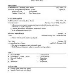 exles technical skills resume technical skills resume exle sle resume format