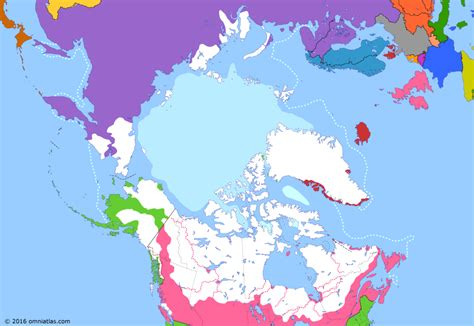 Klongold Rush Historical Atlas Of The Arctic