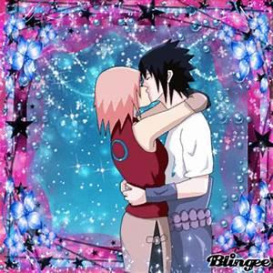 Sasuke X Sakura Picture #128742480 | Blingee.com