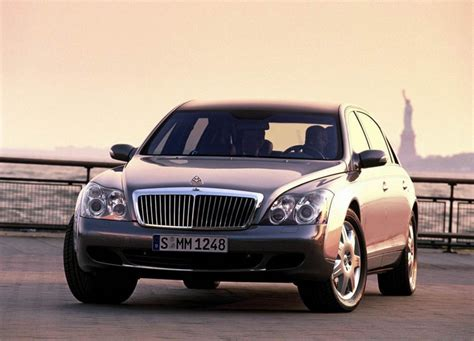 Maybach 62 Car by 2002 Maybach 62 Review Gallery Top Speed