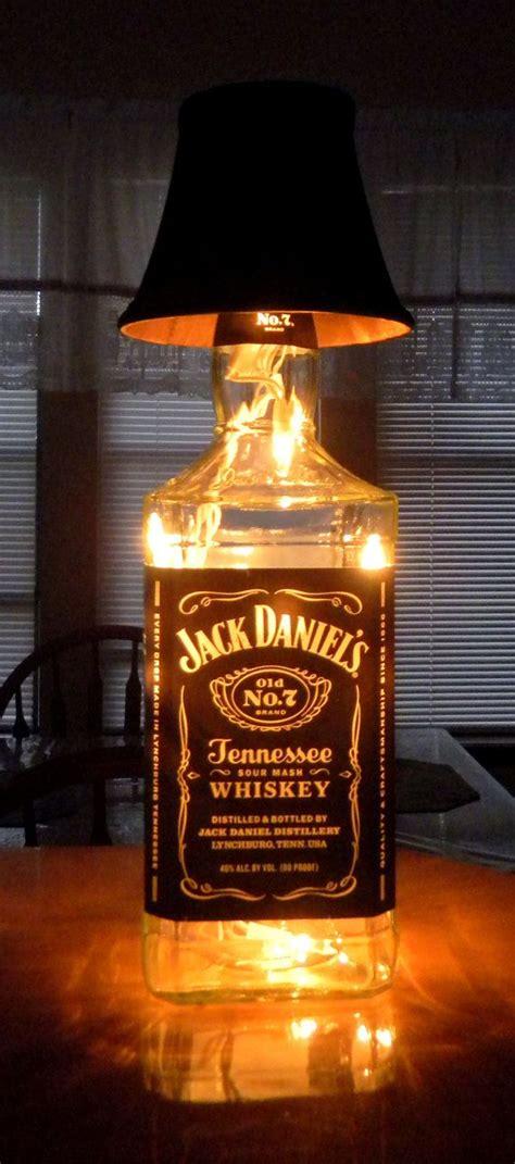 jack daniels bottle light  liter  etsy