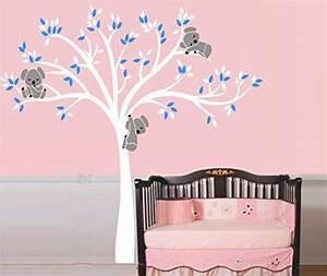 Stickers Arbre Chambre Bébé : stickers arbre bebe garcon le top 7 pour 2019 ~ Melissatoandfro.com Idées de Décoration