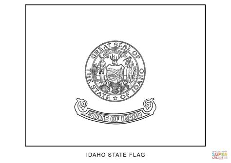 Coloring Picture Of Colorado State Tree Coloring Pages