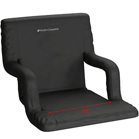 wide stadium seats chairs for bleachers or benches enjoy padded new