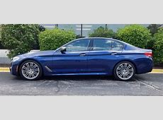 Test Drive 2018 BMW M550i xDrive The Daily Drive