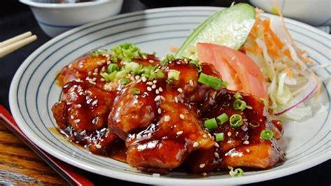 Cara memasak ayam teriyaki ini sangat gampang dan terbuat dari bahan yang sangat mudah ditemukan baik di pasar tradisional bahan resep ayam teriyaki. ayam: Resep Ayam Fillet Teriyaki