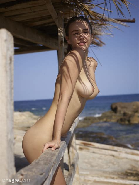 Alisa In Las Salinas Ibiza By Hegreart Photos