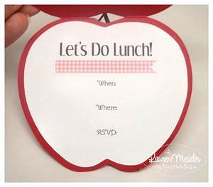Image gallery lunch invitation template for Lunch roster template