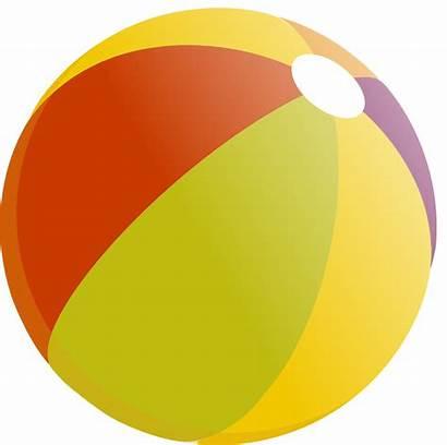 Ball Cartoon Clipart Beachball