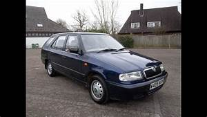 Skoda Felicia 1 3 Estate In Blue 1 Owner From New 50 000