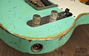 Telecaster Heavy Relic Body Artys Custom Guitars Shop Tele Relicing Swamp Ash Swampash Alder