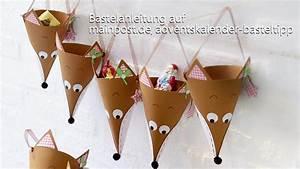 Adventskalender Kinder Basteln : freche f chse basteln sie einen adventskalender f r kinder youtube ~ Eleganceandgraceweddings.com Haus und Dekorationen