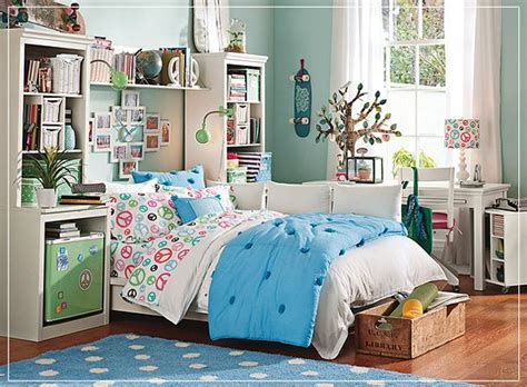 Bedroom Ideas For Teenage Girls With Fresh Accents