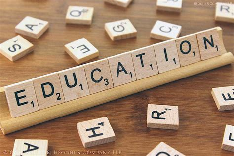 Education Sector   HSodhi & Company LLP