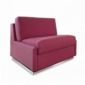 Fauteuil Convertible 1 Place Rapido : canap convertible couchage quotidien meubles et atmosph re ~ Teatrodelosmanantiales.com Idées de Décoration