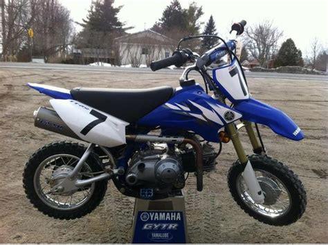 Stolen Yamaha Ttr 50cc Dirt Bike Outside Ottawa/gatineau