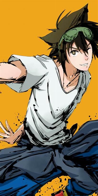 Jin Mori God Resolution Wallpapers Anime Park