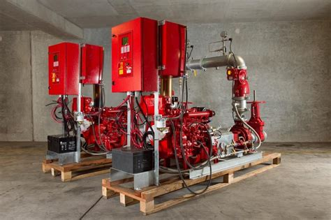 fire pumps firerite services