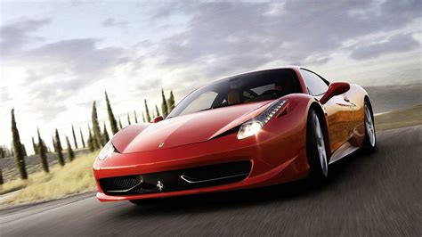Ferrari Hd Wallpapers Backgrounds. Ferrari Cars On