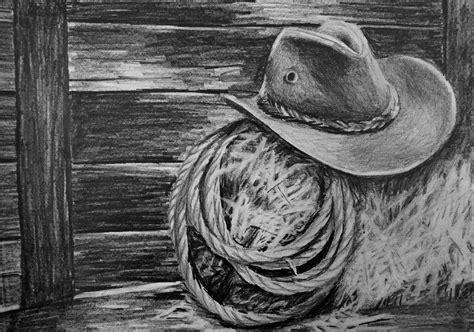 draw  cowboy hat  art lessons