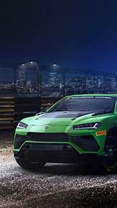 Wallpaper Lamborghini Urus ST-X, SUV, supercar, 4K, Cars