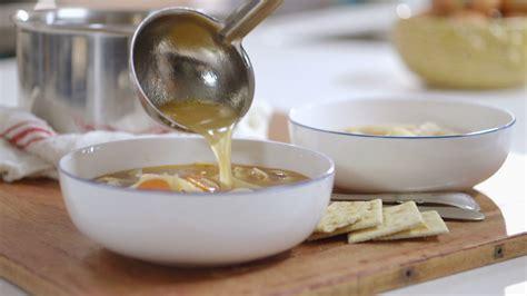 cuisine tele soupe chunky au poulet cuisine futée parents pressés