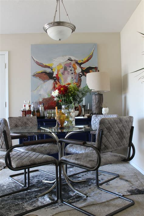 bold eclectic home tour for the fabfallfest design ideas