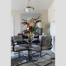 Bold, Eclectic Home Tour For The #fabfallfest