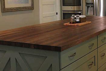 butcher block countertops mcclure tables