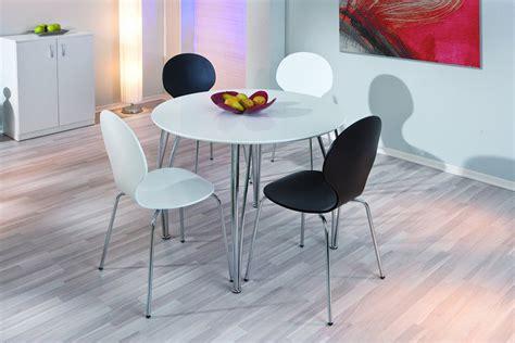 cuisine bois et metal chaise de cuisine lot de 4 en métal et bois coloris