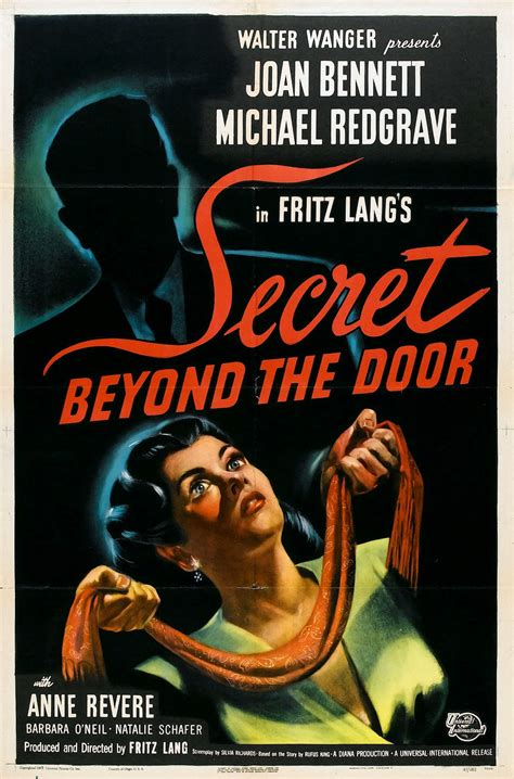 beyond the door noir of the week secret beyond the door 1947