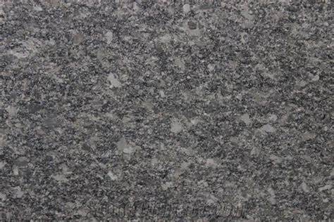 Steel Grey Granite Tiles Slabs, Grey Polished Granite