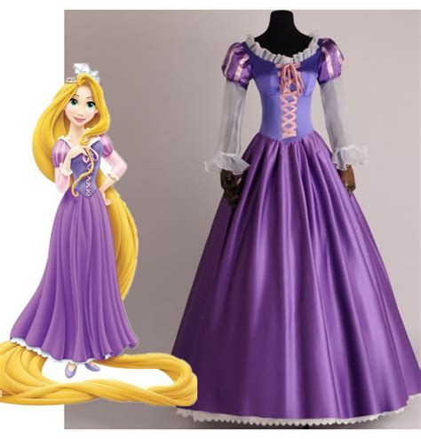 disney princess dressers buy tangled costume tangled costume for adults timecosplay