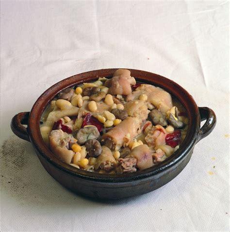 cuisiner fenouil recette espagnole olla de san antón feves haricots